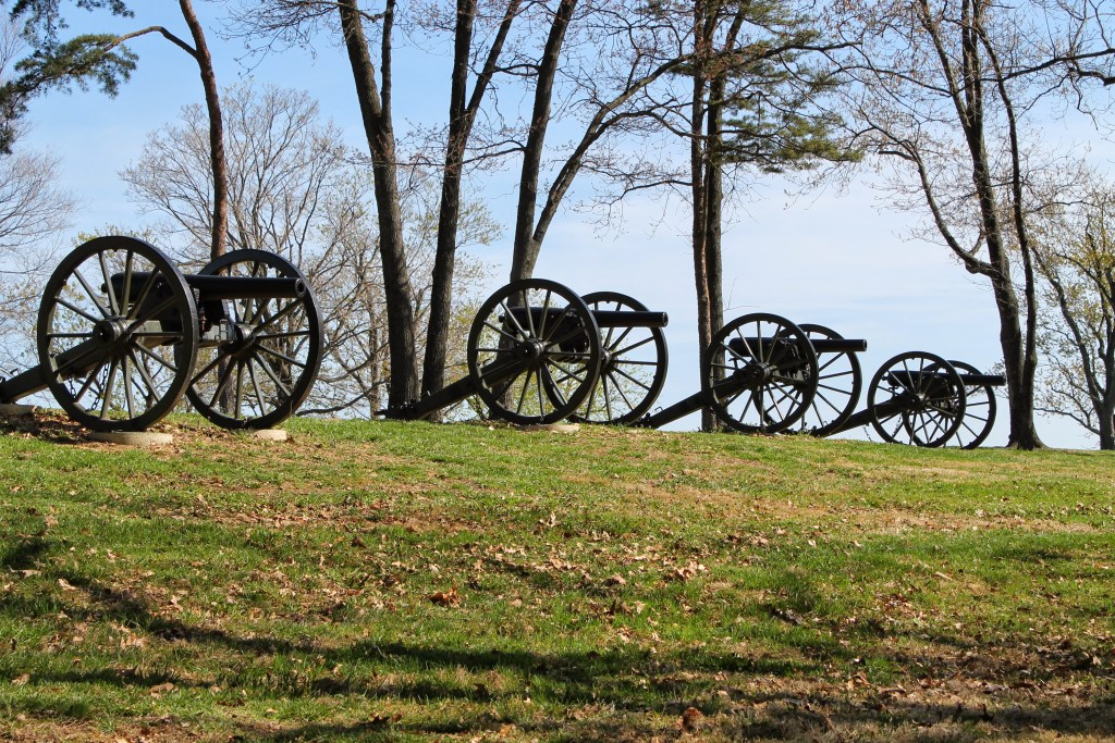 harpers ferry cannons