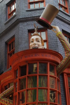 Weasley Wizard Wheezes was as wonderful as I imagined!