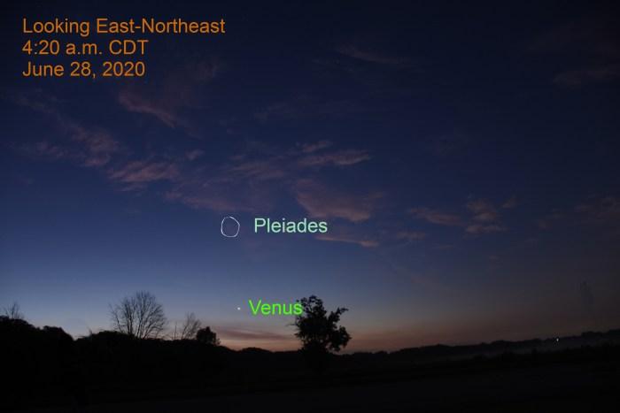 Venus in Taurus, June 28, 2020