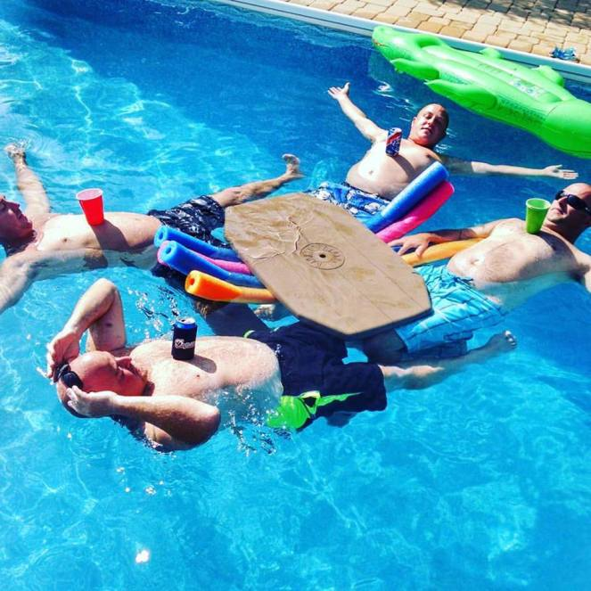 summer shenanigans