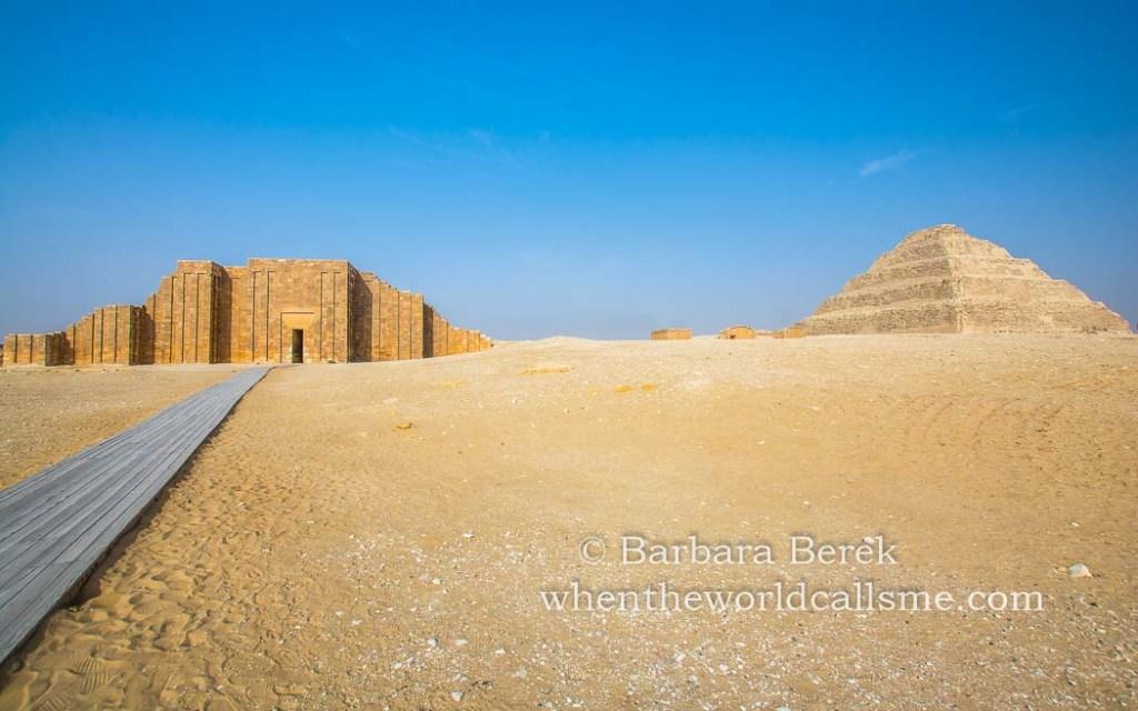 Nekropolia w Sakkarze