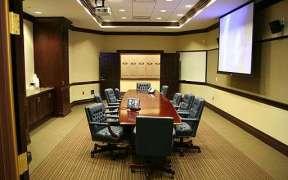 Women at meetings
