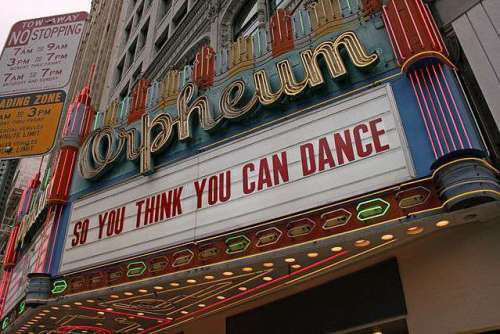 Women dance and inspire on TV