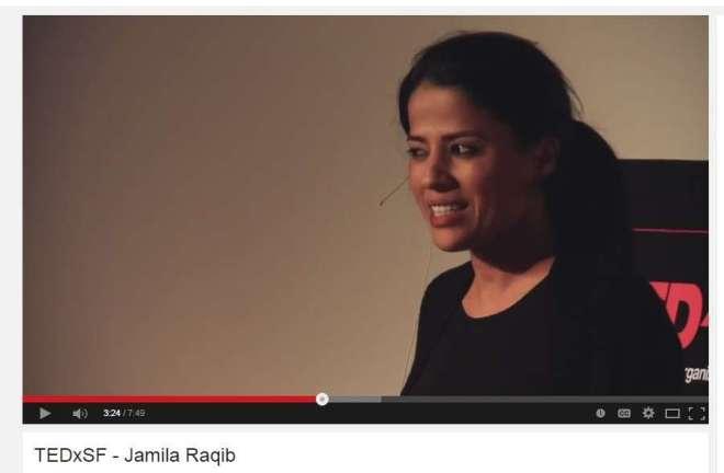 Jamila Raqib on political nonviolence