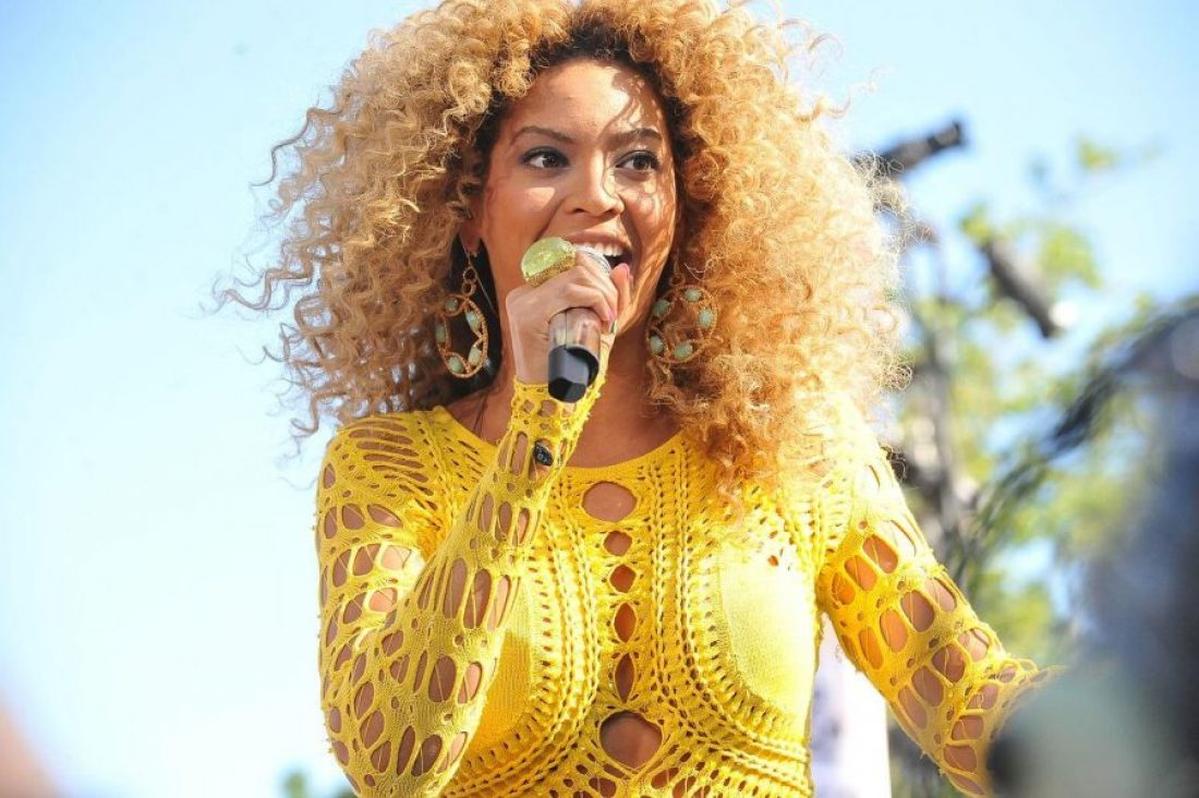 Female artists, including Beyonce, need support