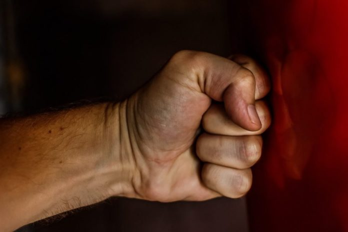 Change is powerful, like this fist