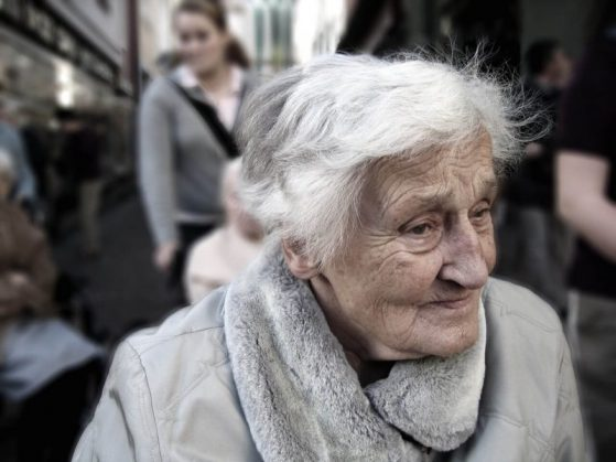 Parents may feel elderly loneliness as they get older