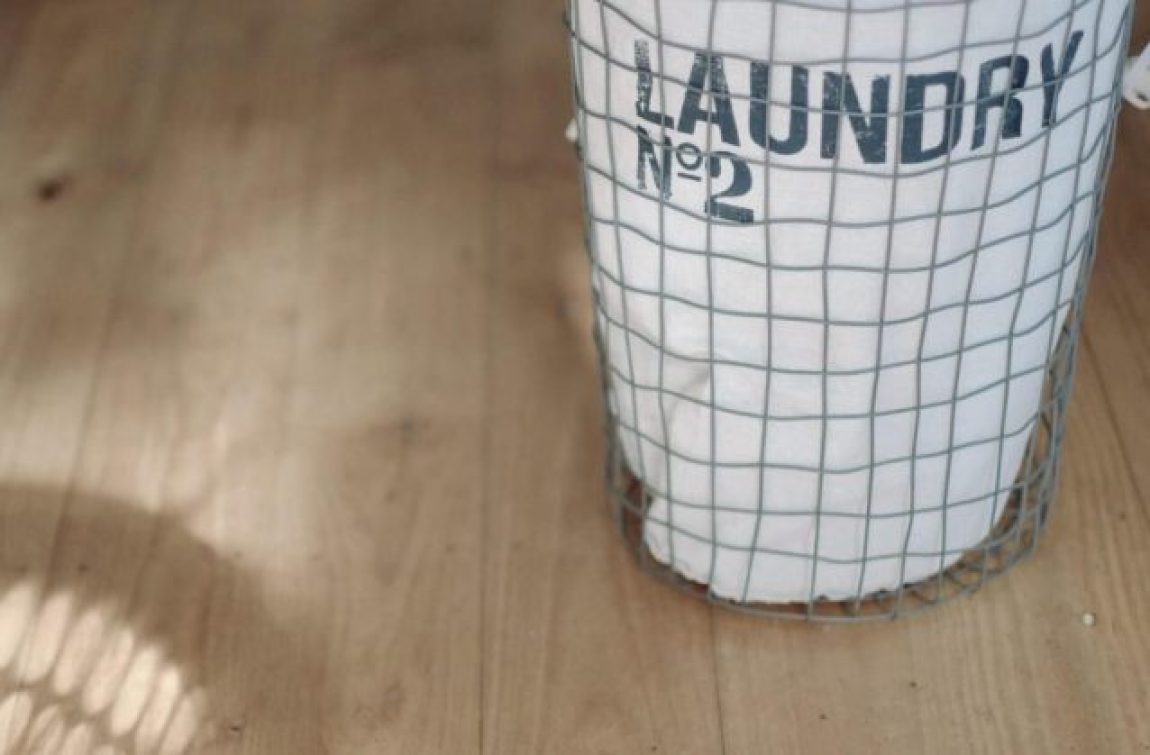 Figure out the laundry basics
