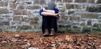 Look for signs of self-harm or self-neglect