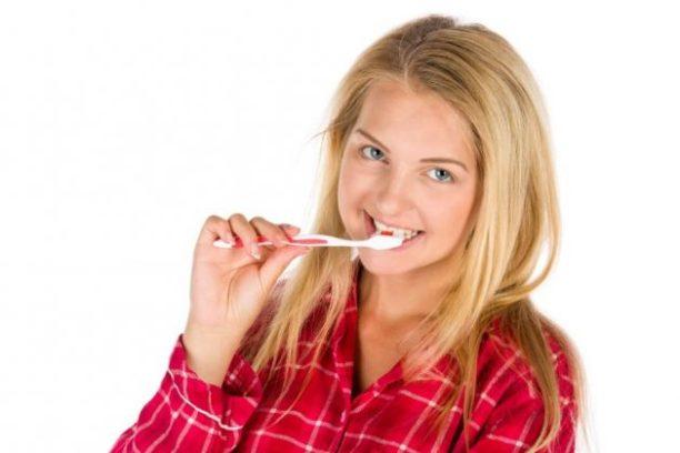 Dental hygiene habits