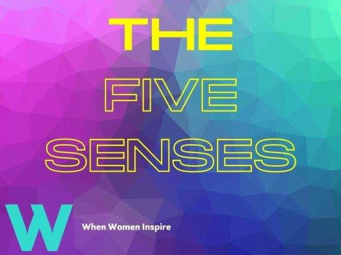 Our five senses of the body