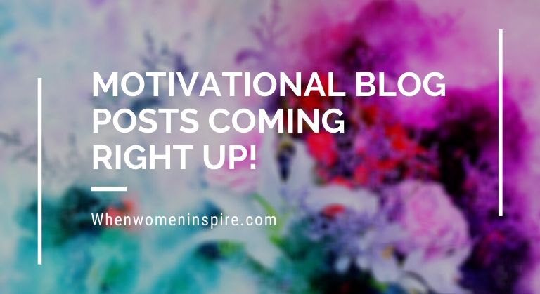 Motivation blogs