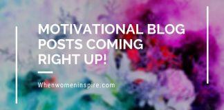 Motivation blogs