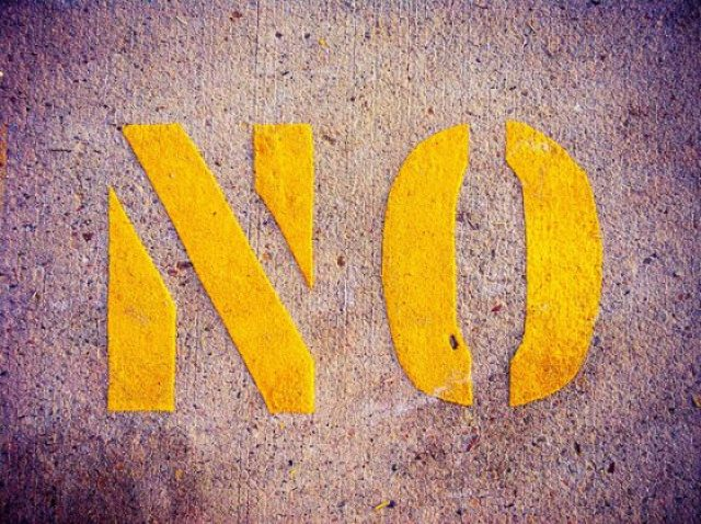 Lifestyle changes include saying no as a woman to commitments
