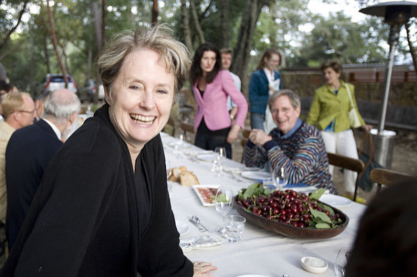 Chef Alice Waters has advanced organic food culture