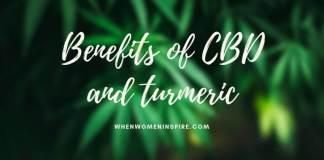 CBD and turmeric capsules benefits