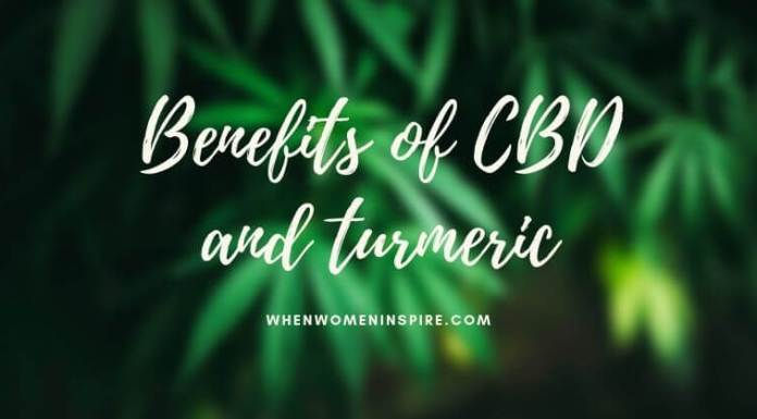 CBD and turmeric capsules benefits