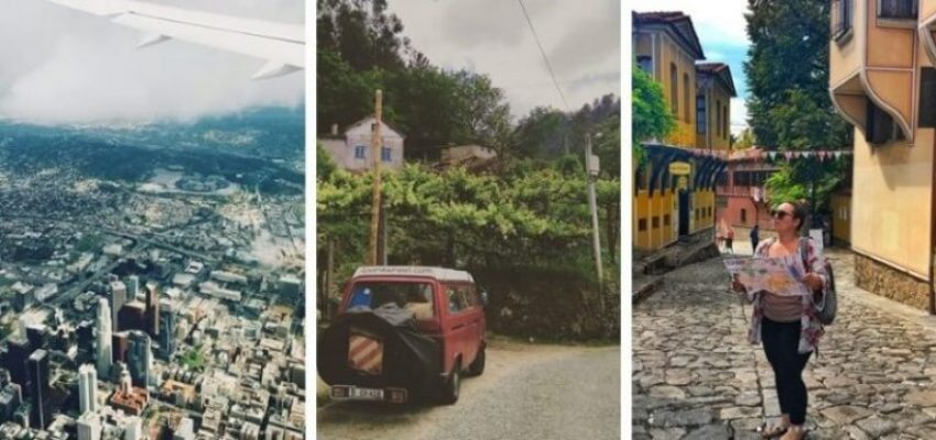 3 female digital nomads on Instagram. Meet these awesome working women!