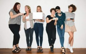Finally overcome body confidence issues like these women. Be comfortable in your own skin!