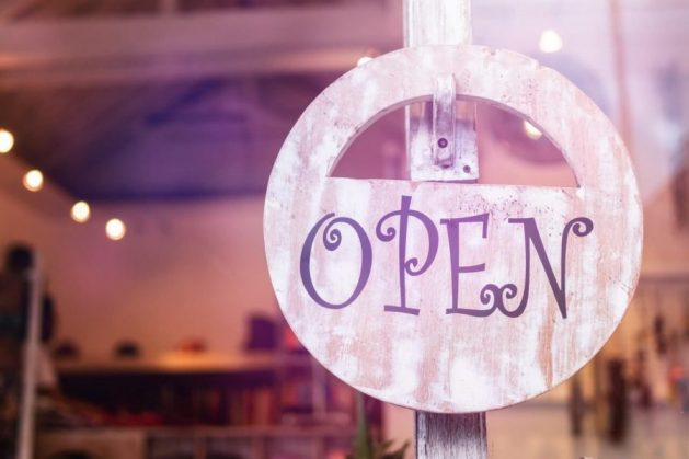Successful women in business open the door and use these tips