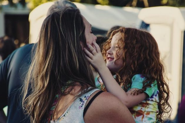 Support emotions for kids as a parent