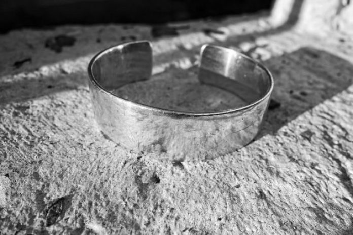 This silver cuff bracelet is one of the hottest jewelry trends for 2019