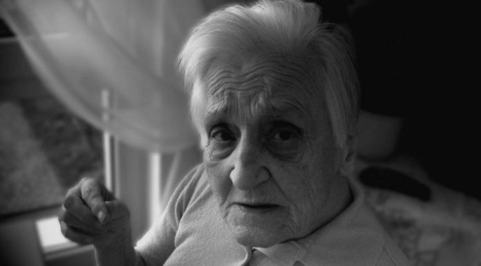 This woman has no bed sores, not nursing home neglect cases