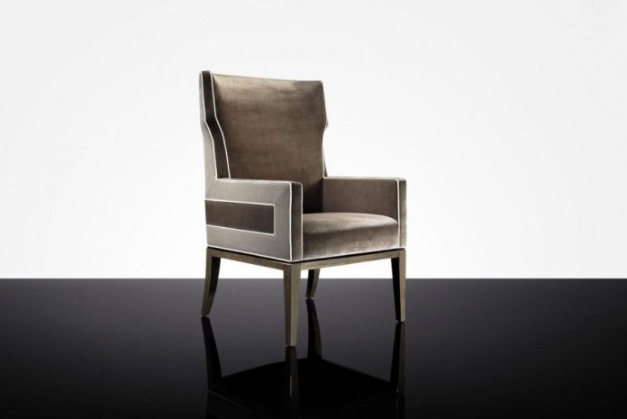 Blainey North Collection Lytton Chair