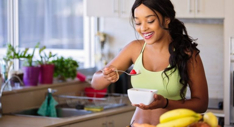 ways to stay healthy eating