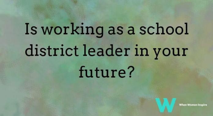 school district leader certification online