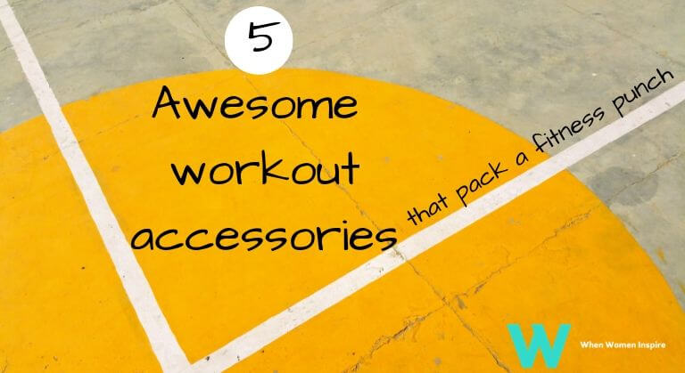 women's workout accessories