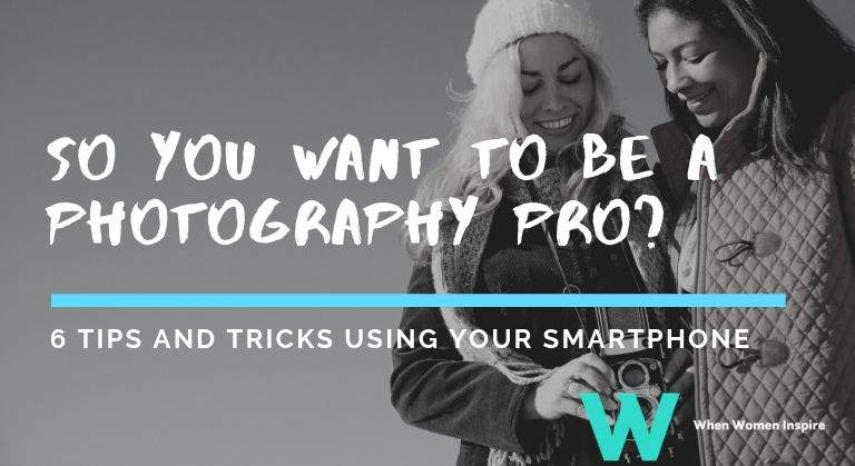 How to be a photography pro