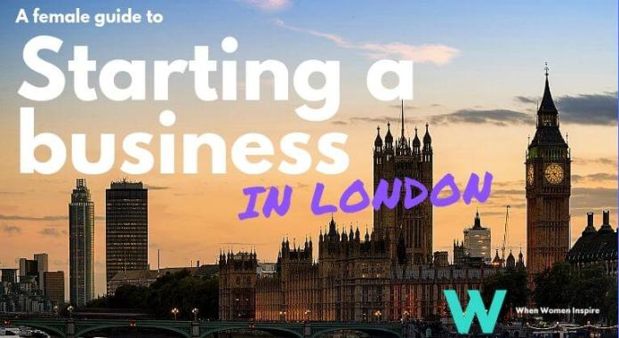 Starting a business in London