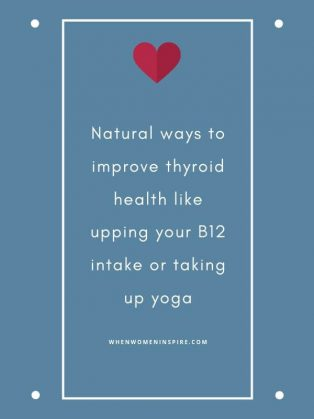 Hormone levels and thyroid