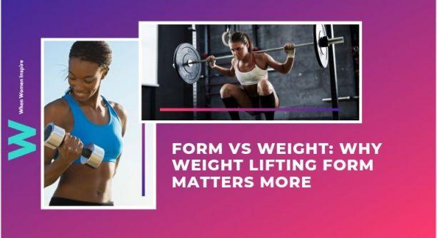 Forme de levage de poids