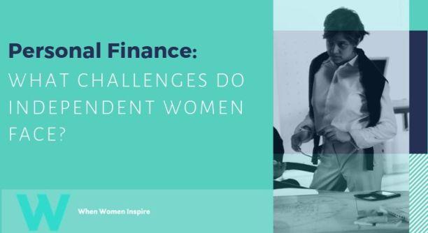 independent women finances