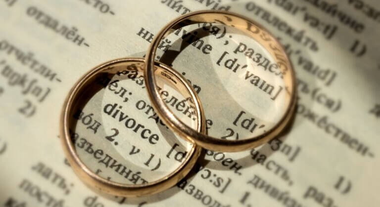How to get out of a bad marriage