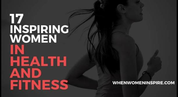 Inspiring women in health and fitness