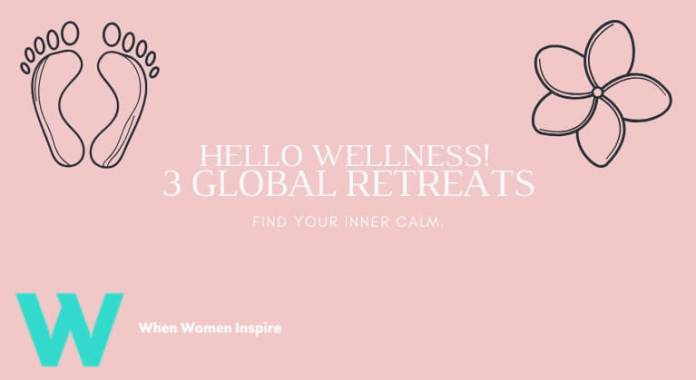 Wellness retreats around the world