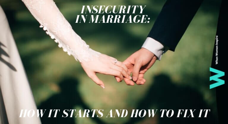 insecurity in marriage