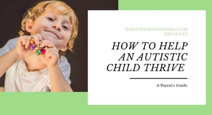 raising a child with autism