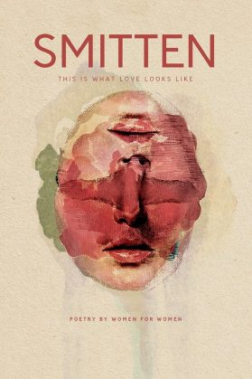 SMITTEN poetry anthology cover