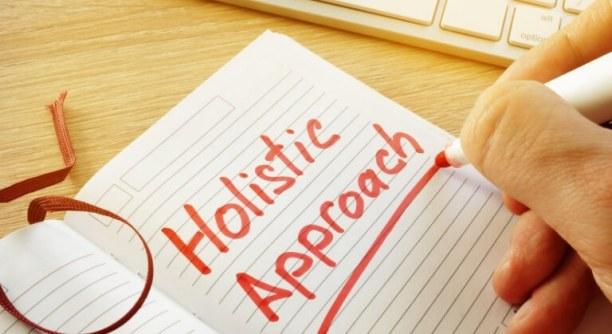 Mode de vie de santé holistique