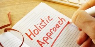 Holistic health lifestyle