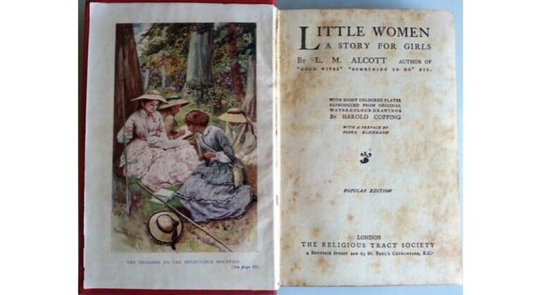 Remake de petites femmes