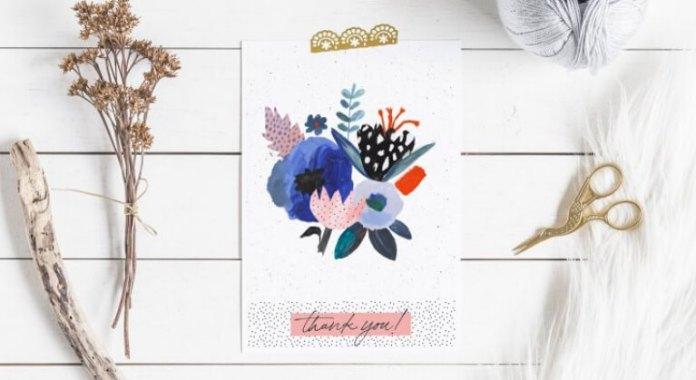 Gratitude cards for teachers