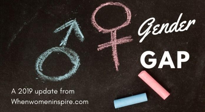 Gender gap stats