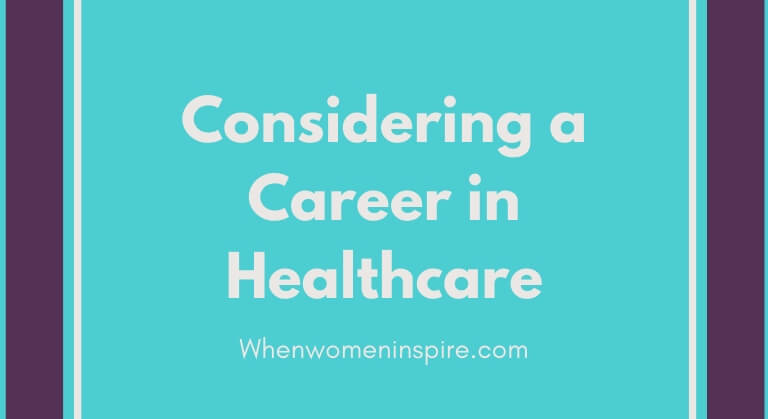 Career Change to Healthcare