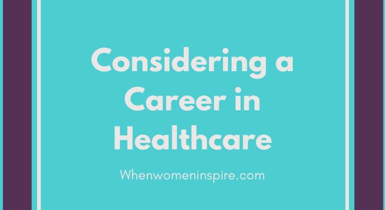 Changement de carrière aux soins de santé