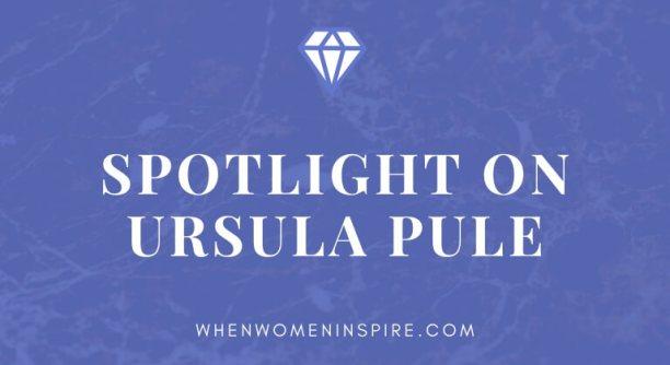 Ursula Pule